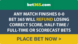 Bet 365 Free Bet Bore Draw