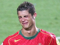 Ronaldo Crying - Free Bet Help
