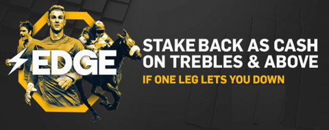 Betfair Free Bet Acca Edge