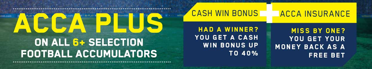 William Hill Acca Plus