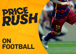 Betfair Price Rush Football