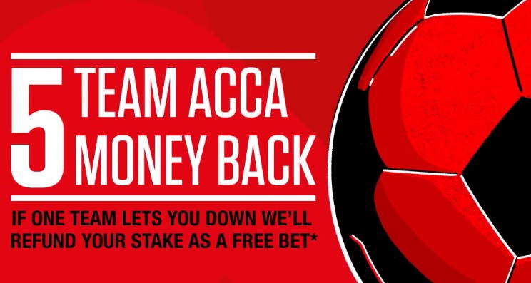 Football Bet Profit - Ladbrokes Acca Insurance