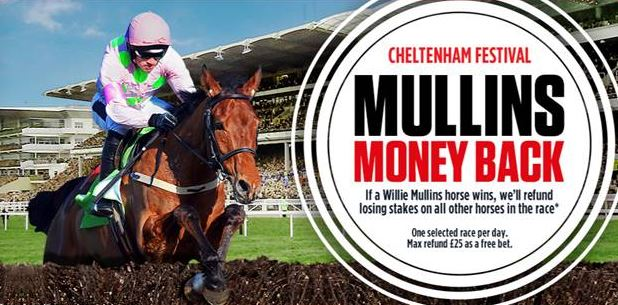 Cheltenham Betting Offer from Ladbrokes