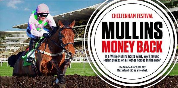 Cheltenham Betting Offer from Ladbrokes