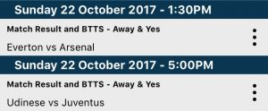 Both Teams to Score and Win Tips