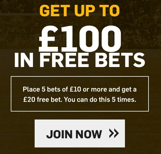 Biggest Free Bets