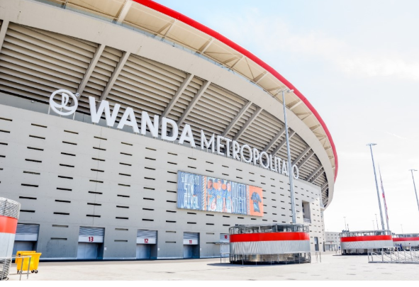 Champions League Final Stadium