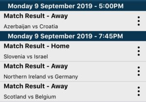 Football Accumulator Tips | Accumulator Tips for Today's